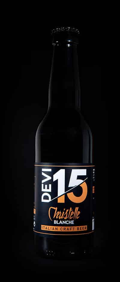 Bottiglia Devi15 - Christelle - Blanche - Italian Craft Beer