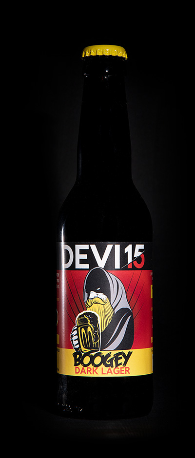 Bottiglia Devi15 - Boogey - Italian Craft Beer